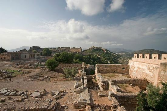 Sagunto Castle and Theatre
