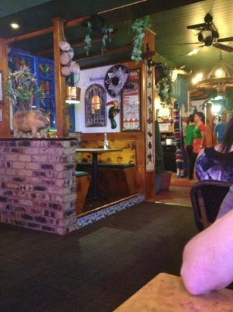 Cactus Jack's Bar & Grill: Mexican theme