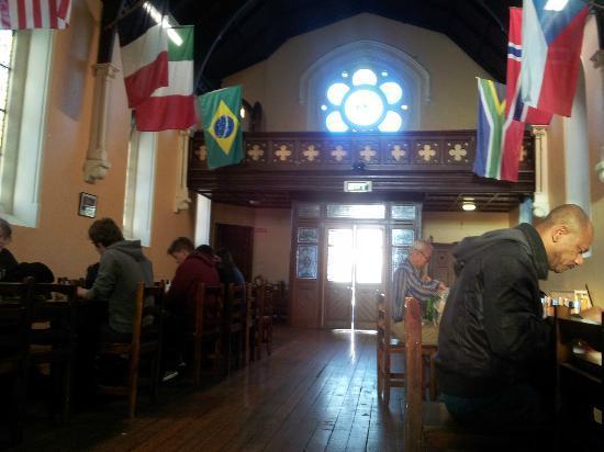"Dublin International Youth Hostel: ""The Church"""
