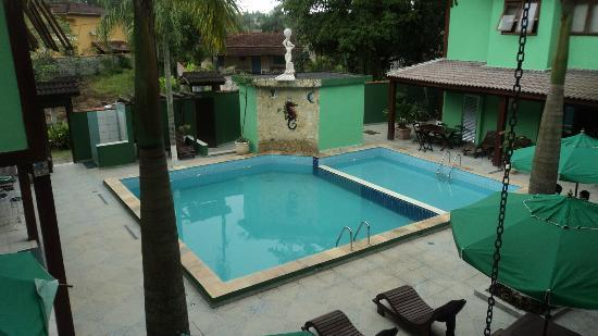 Pousada Recanto Verde Praia Hotel : Piscina