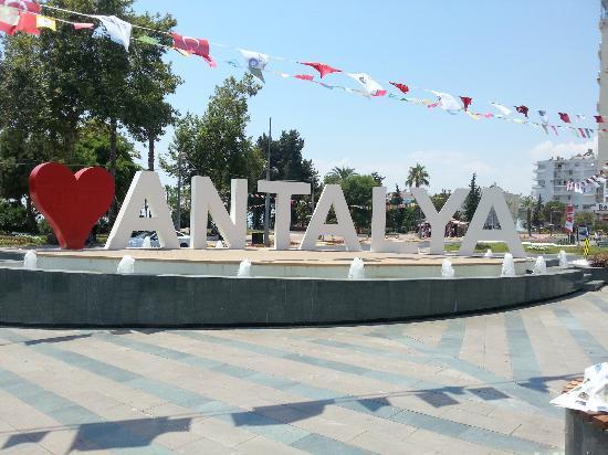 Delphin Diva Premiere : Antalya City Centre