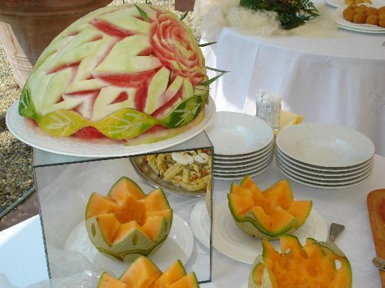 Le Siepi : composizione di frutta