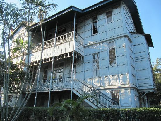 Casa do Ferro (The Iron House): Eiffel's iron house, Maputo
