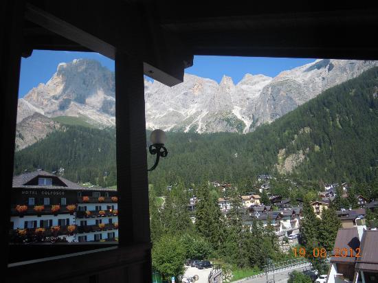 Hotel Orsingher: panorama dalla camera