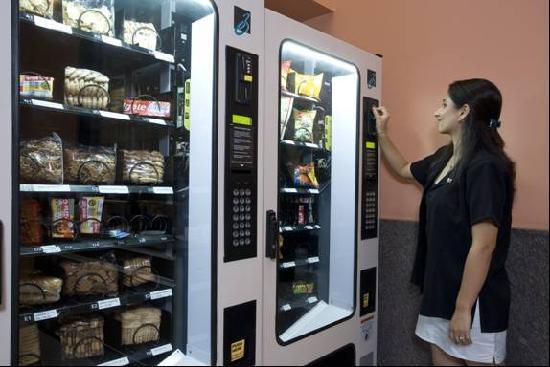 Smart Inn Pune : Snack Vending
