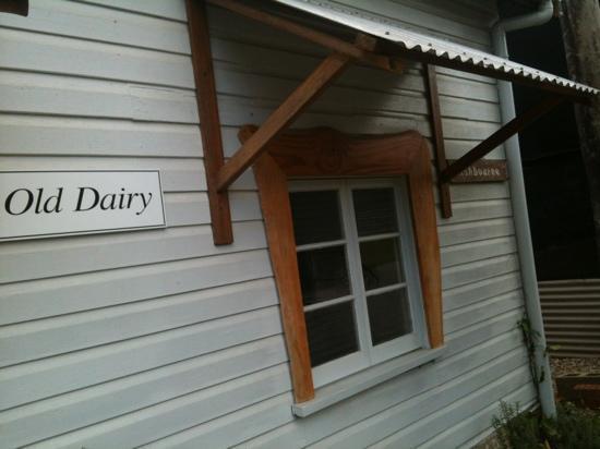 Mavis's Kitchen and Cabins: dairy