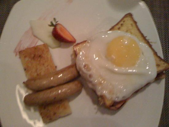 The Sutton Place Hotel Vancouver: breaky
