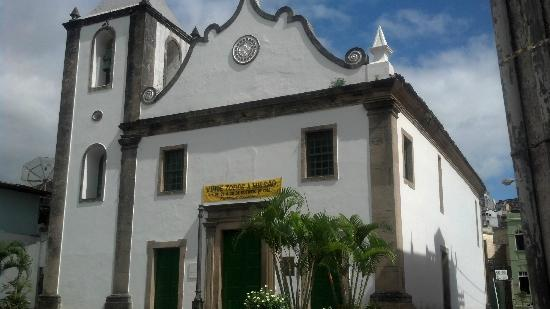 ‪Matriz de Sao Jorge dos Ilheus Church‬