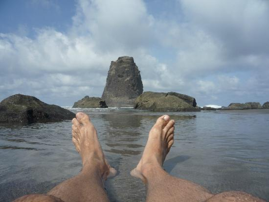 Playa de Benijo: un relax complet