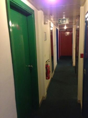 Rokna: corridor