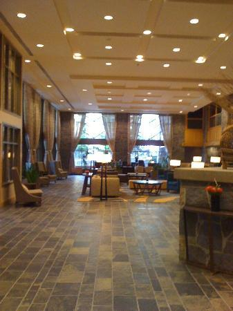 ‪‪The Westin Resort & Spa, Whistler‬: lobby‬