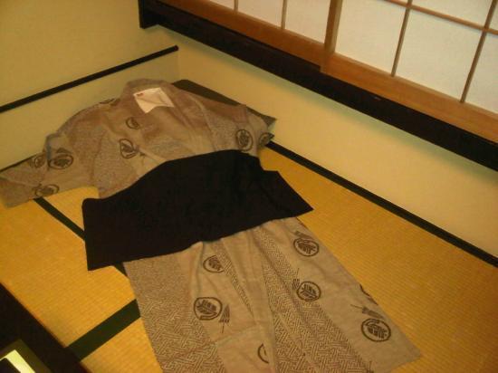 Sukeroku No Yado Sadachiyo: yukata