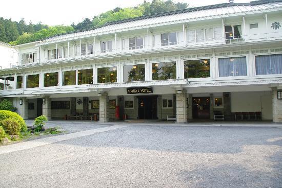 Nikko Kanaya Hotel: Main lobby