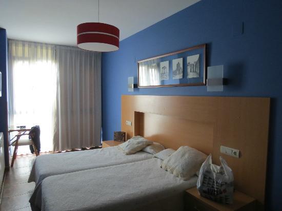 Hotel Las Murallas: nuestra habitacion