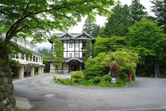 Nikko Kanaya Hotel: Ala/dependance