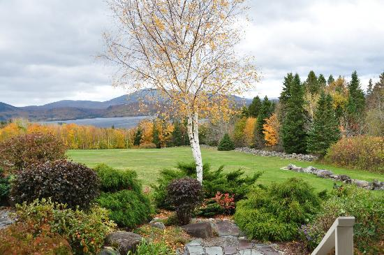 Lodge at Moosehead Lake: The view from the Baxter Suite