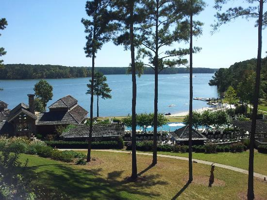 The Ritz-Carlton Reynolds, Lake Oconee: Balcony View