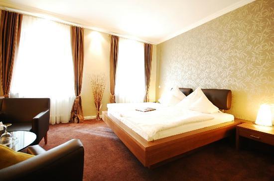 Hotel Binz: Zimmer 2