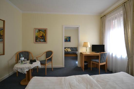 Hotel Binz: Zimmer
