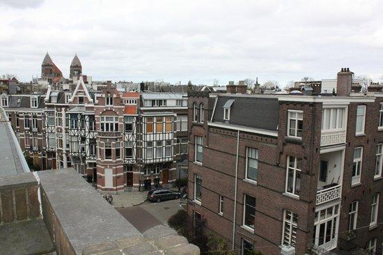 Trianon Hotel: Вид из Окна