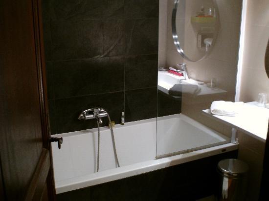 Port Camargue, Frankrike: La salle de bain