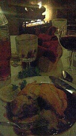 The English Inn : Beef Wellington!!