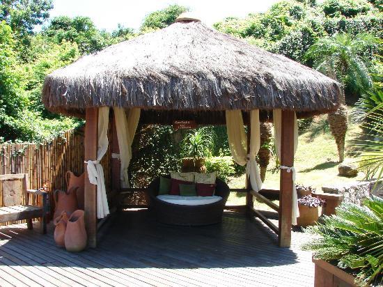 Hotel La Foret: Un lugar de relax en la zona de las piscinas
