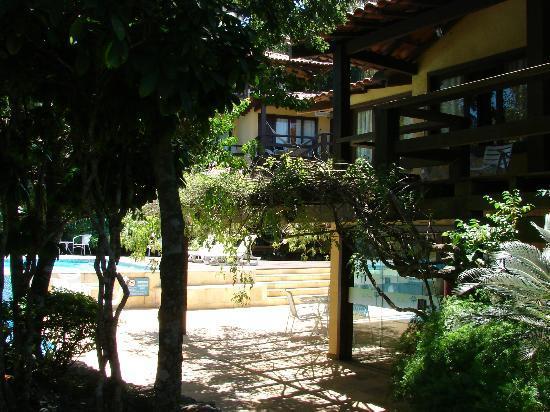 Hotel La Foret: La zona de las piscinas