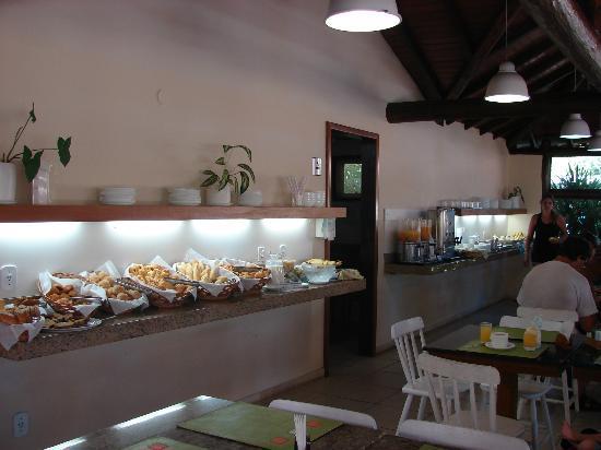 Hotel La Foret: Desayuno
