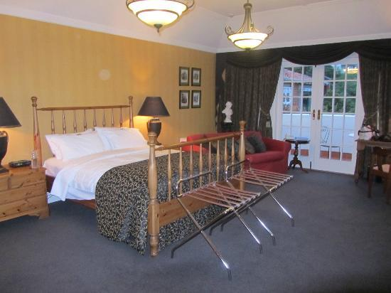 Fletcher Lodge: bedroom