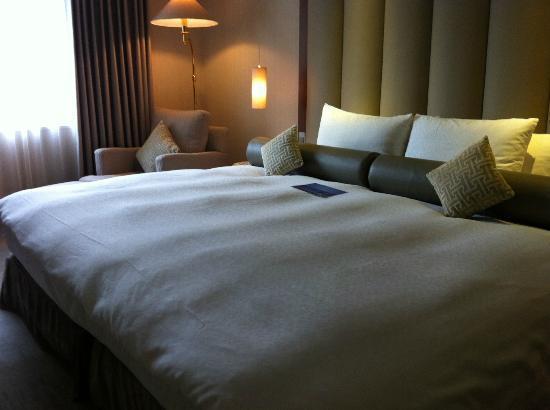 Hotel Royal-Nikko Taipei: bed