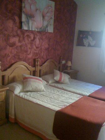 Apartamentos Rurales Obaya: habitacion