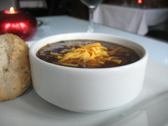 Cascades Restaurant: Soup of the Day - French Onion