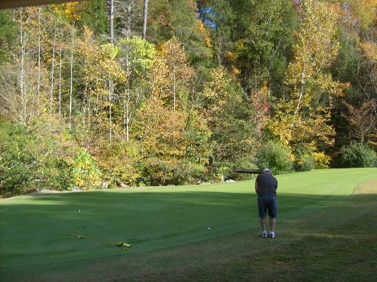 Bent Creek Golf Village: Amazing views while you golf Bent Creek