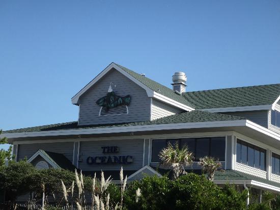 Oceanic Restaurant Nc
