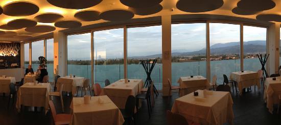 sala pranzo/cena - Picture of Le Nove Hotel, Nove - TripAdvisor