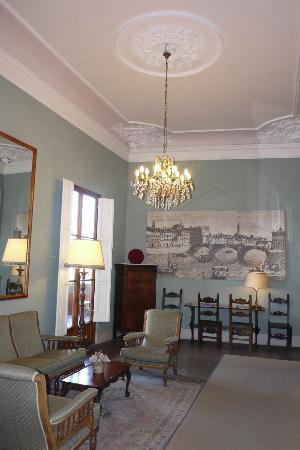 Hotel Palazzo Guadagni: Common area