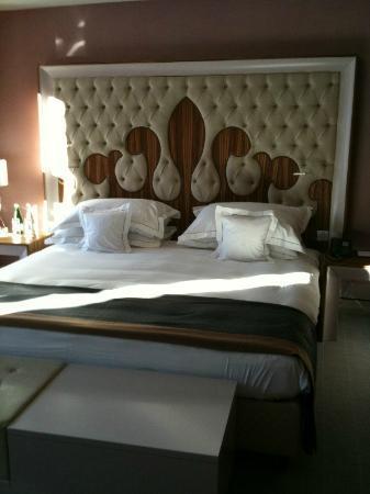 Carlton Hotel St. Moritz: Zimmer
