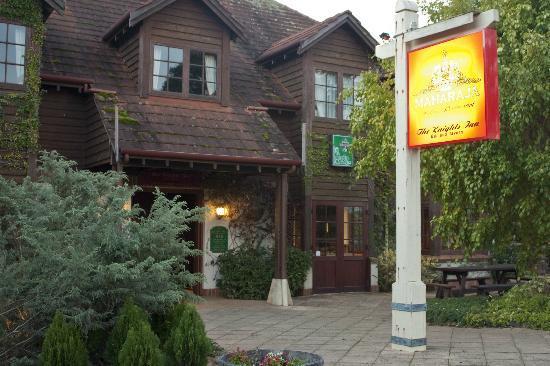 Maharaja Margaret River Restaurant: Old English style pub and restaurant