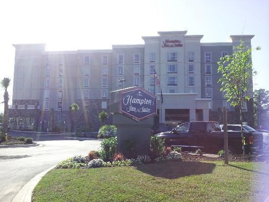 Hampton Inn & Suites Columbia/Southeast-Ft. Jackson: Outside