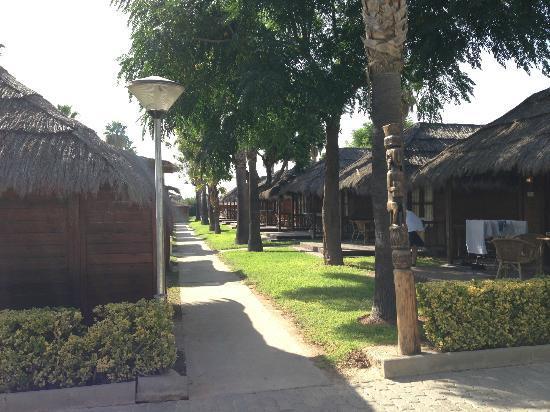 Camping Resort Sanguli Salou : Bali Bungalows