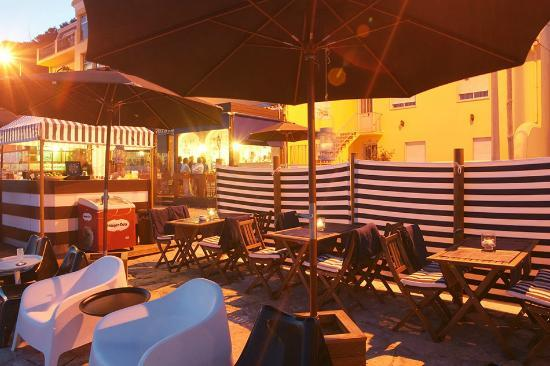 Restaurante Pesca no Prato: Ambiente agradável