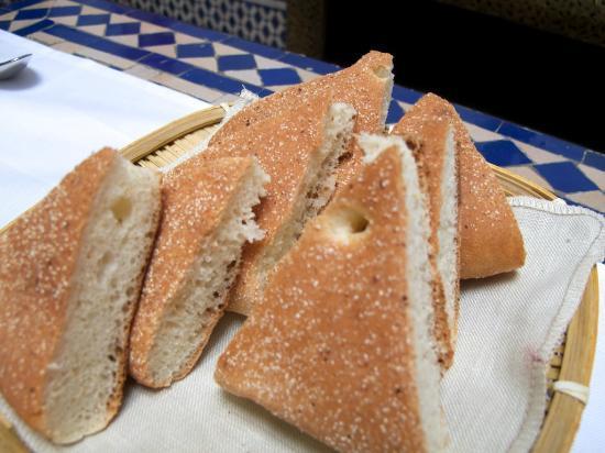 Algila Fes: Pane fatto in casa
