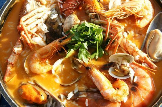 Restaurante Pesca no Prato