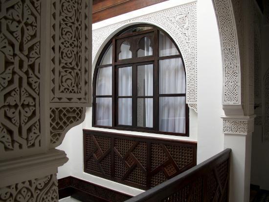 Algila Fes: la finestra della mia camera