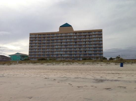 Courtyard Carolina Beach Oceanfront: Courtyard Marriott
