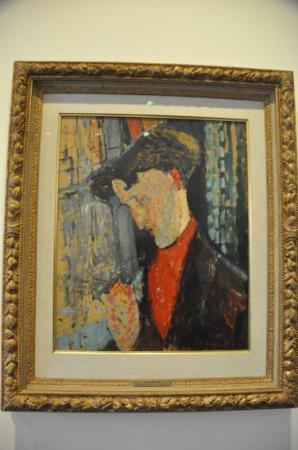 Colección Peggy Guggenheim: Modigliani