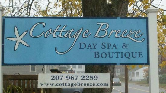 Cottage Breeze Day Spa & Boutique : The best day spa - ever...I mean ever!!
