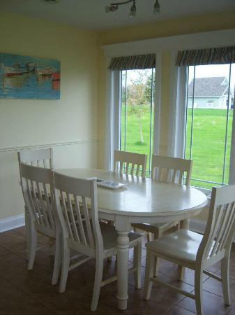 Cambra Sands: Lovely dining room