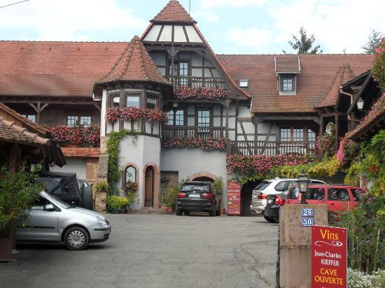 Hotel Kieffer: extérieur